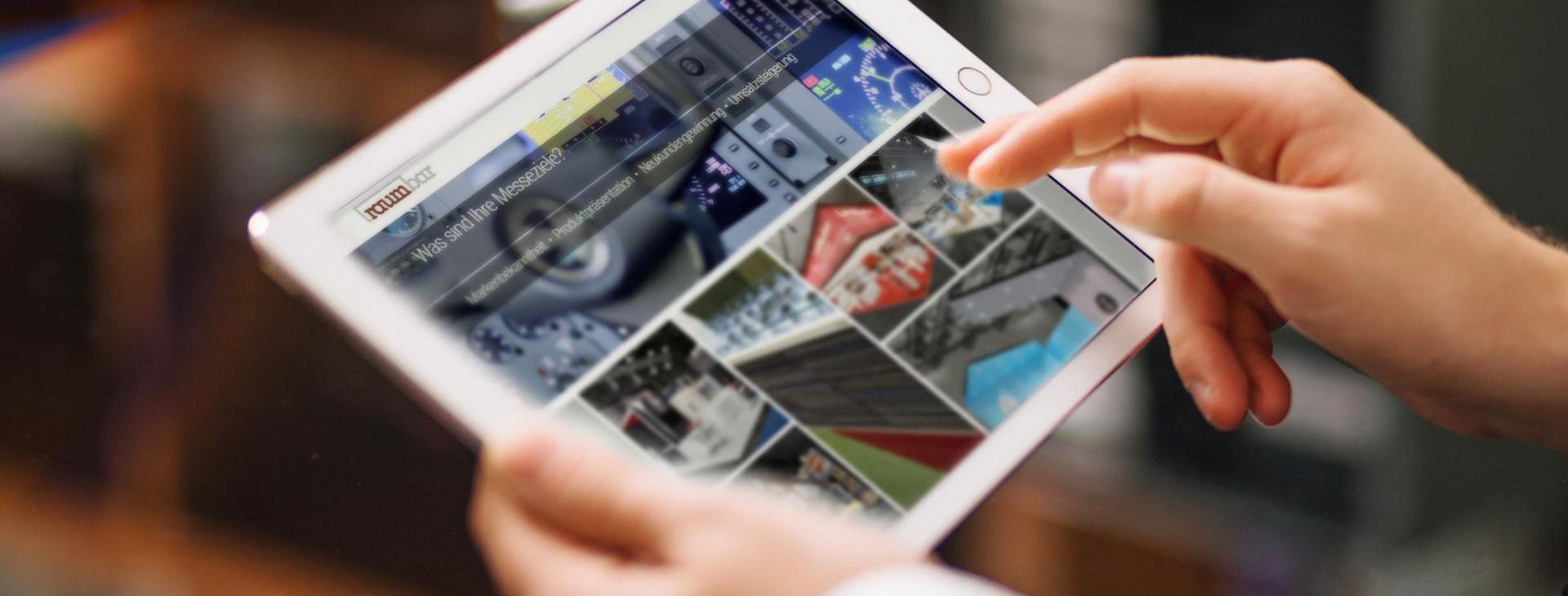 Content Management Seiten
